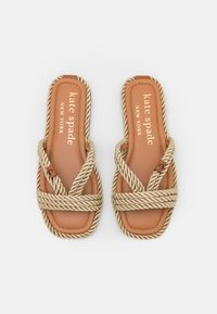 kate spade new york - CAPTAINS - Mules - gold - 4
