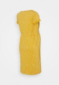 Supermom - DRESS PEBBLES - Žerzejové šaty - tinsel - 1