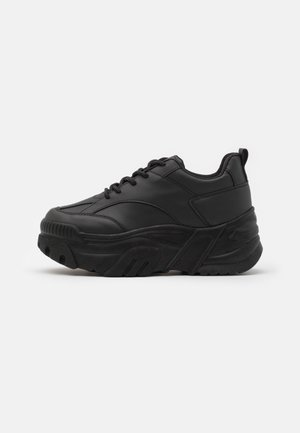 EXTREME TECHNIQUE - Sneakers laag - black