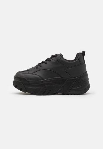 EXTREME TECHNIQUE - Sneakers basse - black