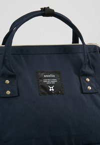 anello - BACKPACK COLOR BLOCK LARGE UNISEX - Batoh - navy - 7