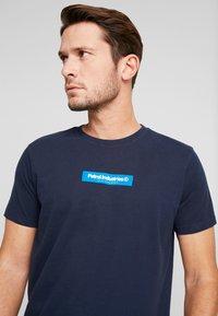 Petrol Industries - T-shirt z nadrukiem - deep navy - 3