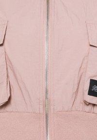 Sixth June - CARGO CROP JACKET - Bomber Jacket - pink - 2