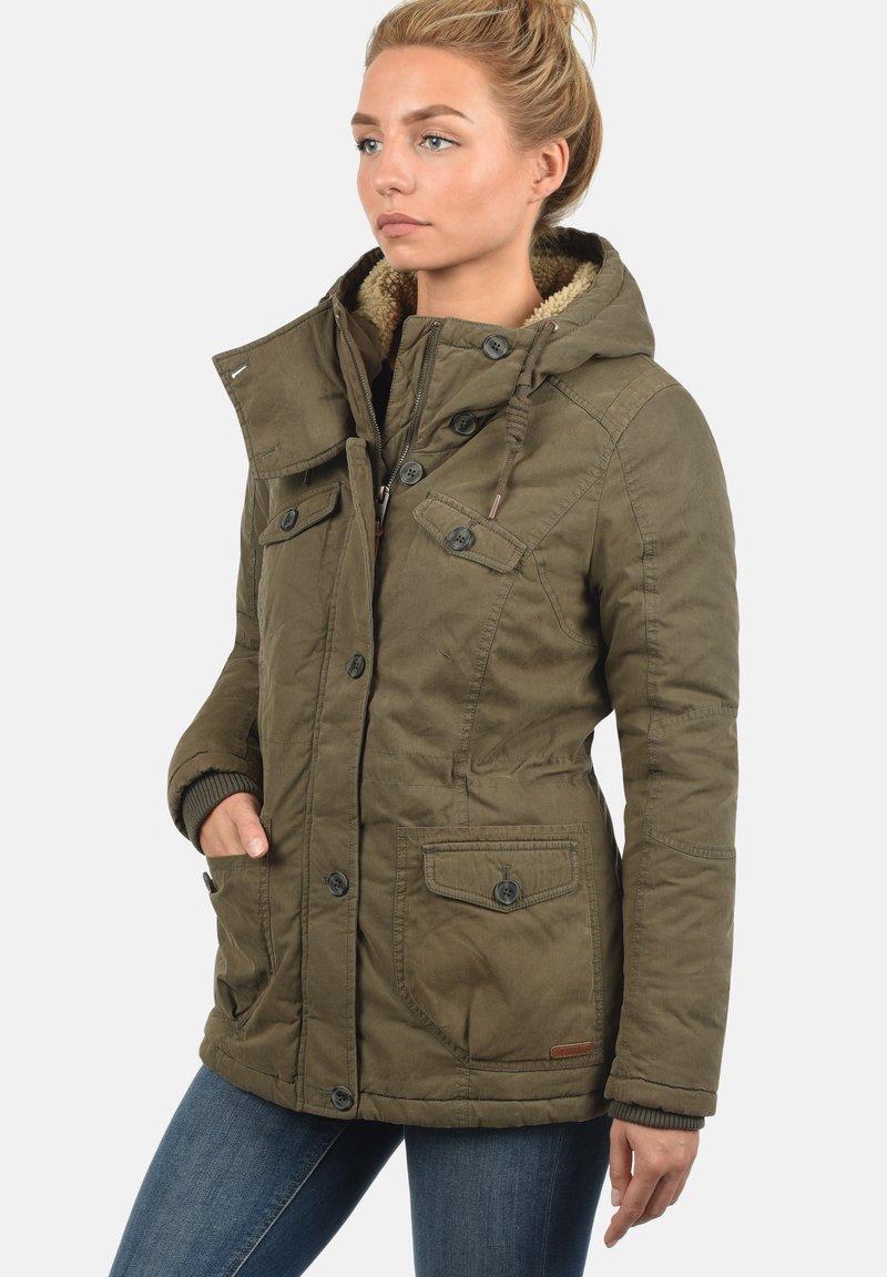 Desires - WINTERJACKE LEWANA - Winter jacket - khaki