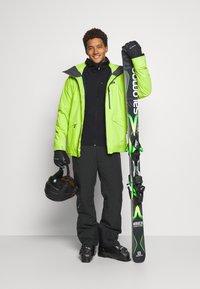 Norrøna - LOFOTEN HOOD - Ski jacket - black - 1