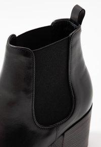 Kennel + Schmenger - ERIN - Boots à talons - schwarz - 2