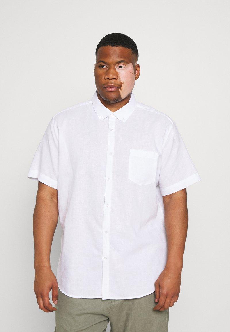 Johnny Bigg - FRESNO SHIRT - Camicia - white