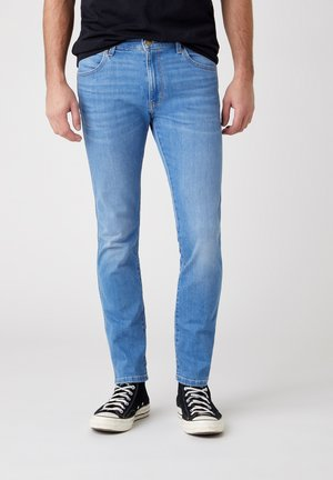 LARSTON - Slim fit jeans - heat rage