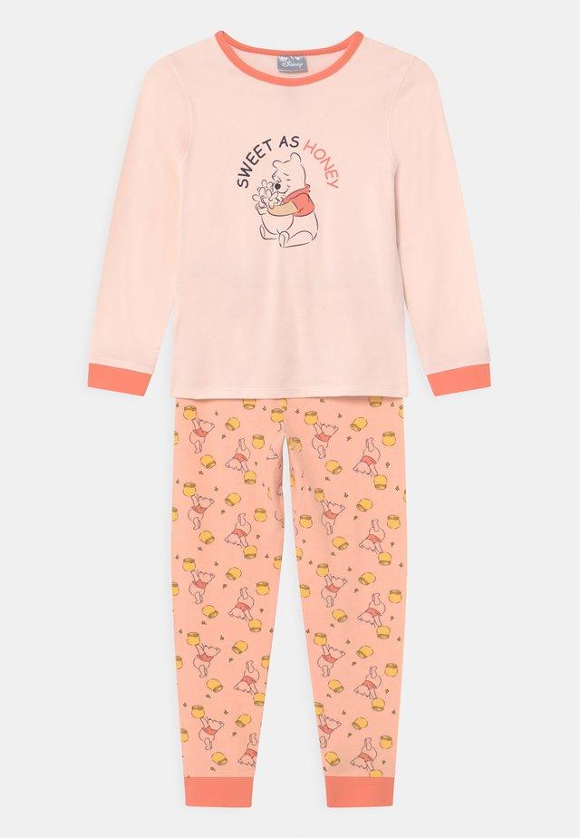 FLORENCE LICENSED SET - Pyžamová sada - crystal pink