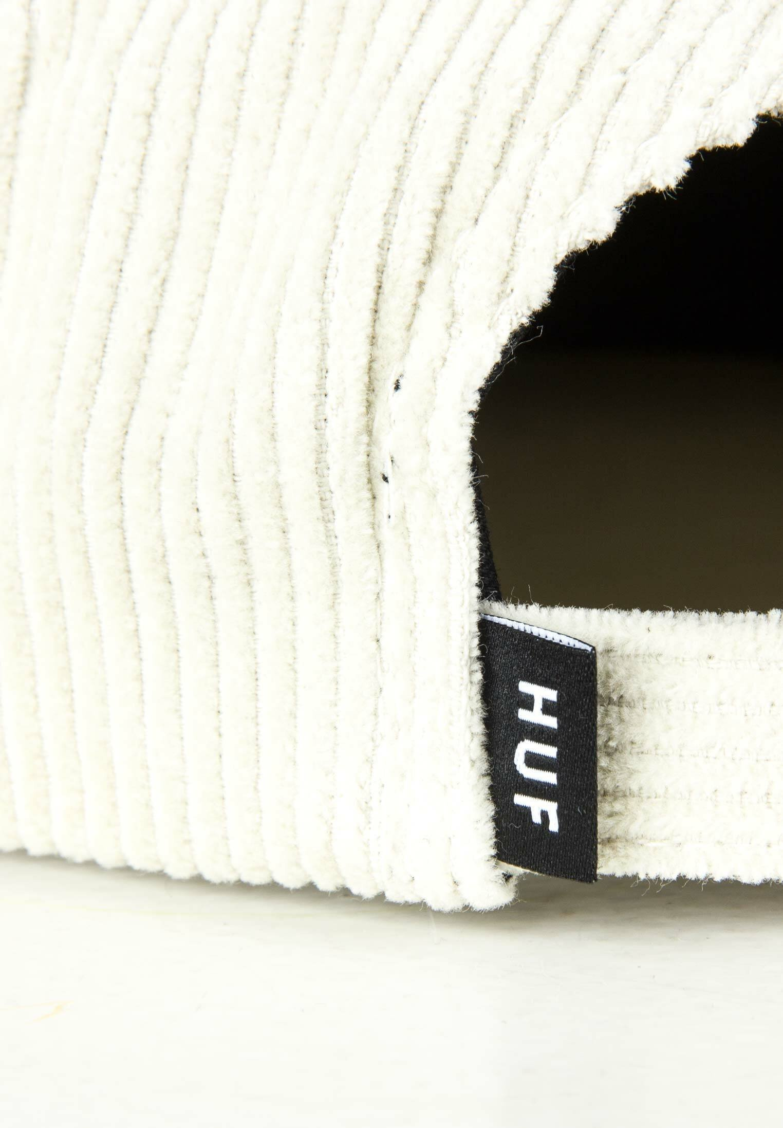 Huf Cap - Unbleached/weiß