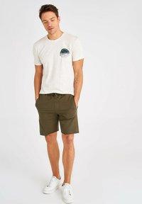 Trendyol - Shorts - green - 1