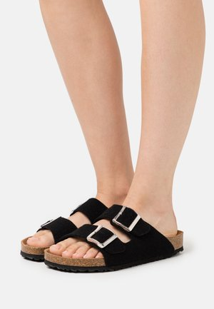 SLIDES - Slippers - black