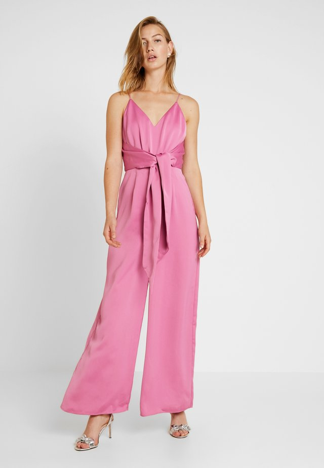 RESTORE - Jumpsuit - pop pink