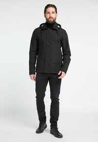 DreiMaster - Waterproof jacket - black - 1