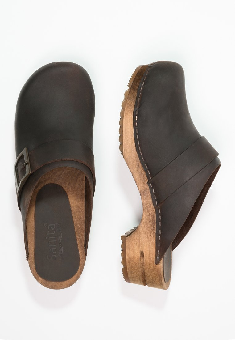 URBAN Clogs antique brown
