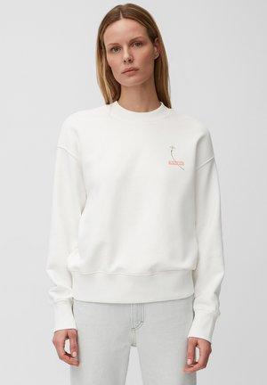 VALENTINE-SPECIAL - Sweatshirt - paper white