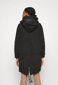 MAMALICIOUS - MLTIKKA PADDED JACKET - Winter coat - black - 3