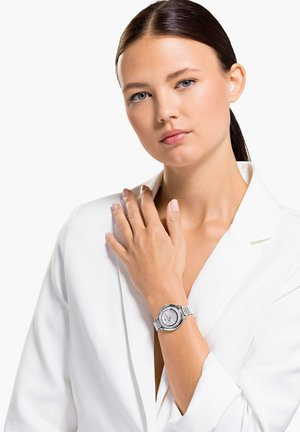 AURA - Horloge - silver tone