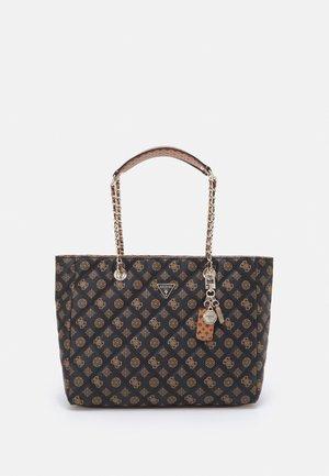 CESSILY TOTE - Handbag - mocha multi