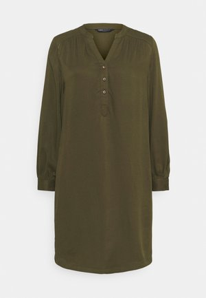 PLAIN SHIFT - Sukienka letnia - khaki