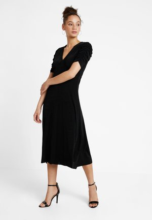 YASBALINA DRESS - Maxiklänning - black