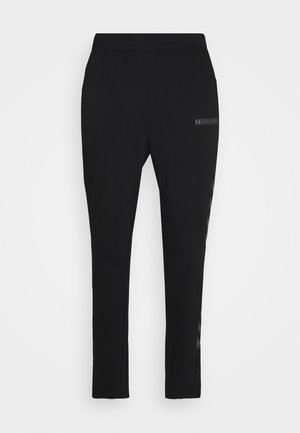 LEGACY PANTS - Verryttelyhousut - black