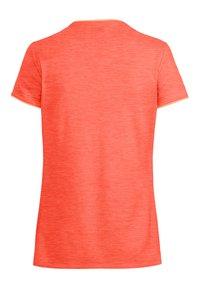 Vaude - ESSENTIAL  - Basic T-shirt - pink canary - 3