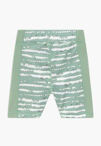 South Beach - GIRLS PRINTED SHORTS - Leggings - sage green - 1