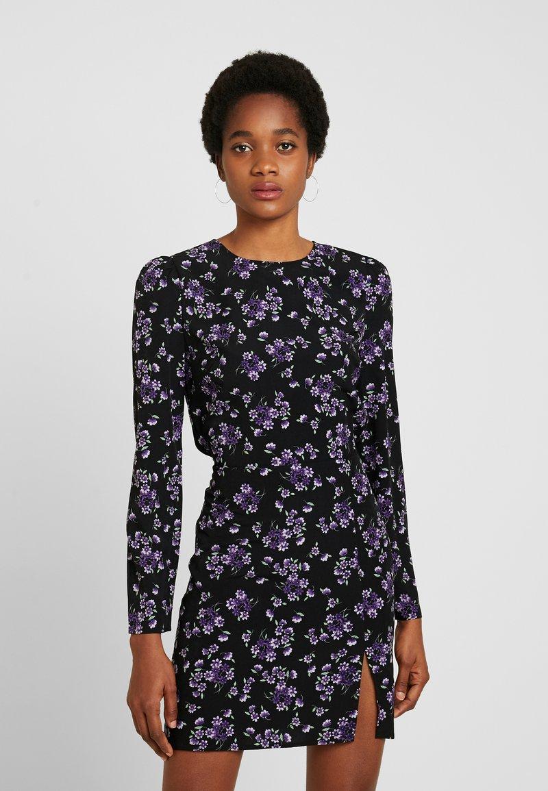 Fashion Union - MALIAN - Denní šaty - purple