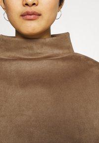 Opus - GELOUR - Sweatshirt - maple - 5