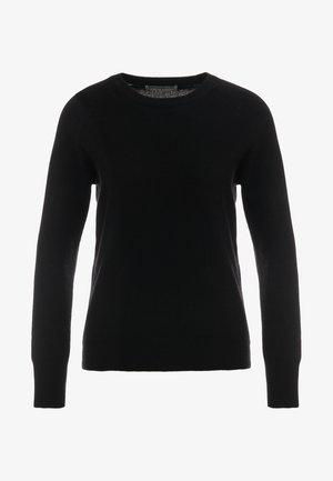CLASSIC CREW NECK  - Pullover - black