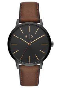 Armani Exchange - CAYDE - Watch - brown - 0