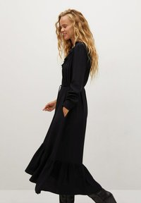Mango - NOIR - Day dress - schwarz - 4