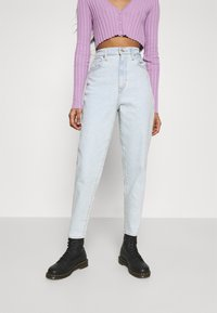 Levi's® - HIGH WAISTED MOM - Pantaloni - what the flip - 0