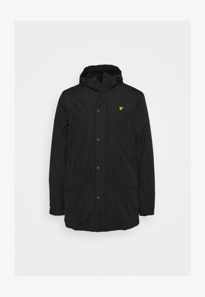 TECHNICAL - Winter coat - jet black