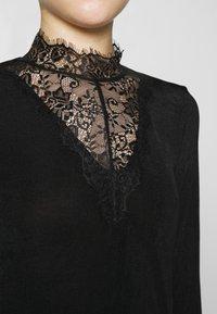 Vero Moda - VMKAKO - Long sleeved top - black - 4