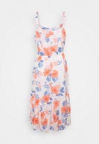 GAP - TIE WAIST DRESS - Day dress - white - 1