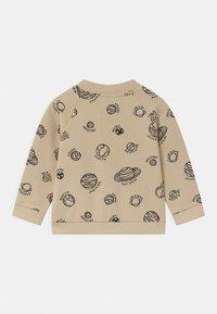 ARKET - UNISEX - Zip-up hoodie - beige - 1