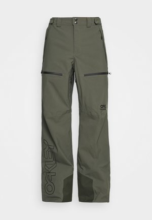 LINED SHELL PANT - Snow pants - new dark brush