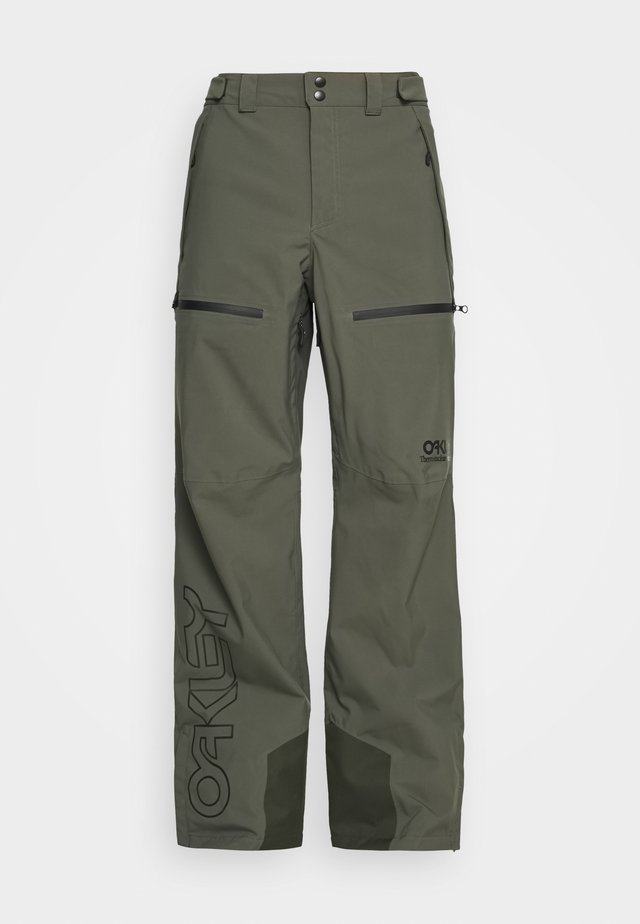LINED SHELL PANT - Täckbyxor - new dark brush