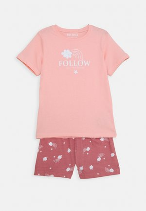 KURZ SET - Pyjama - flamingo