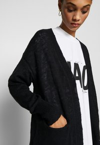 Roxy - VALLEY SHADES - Cardigan - anthracite - 4