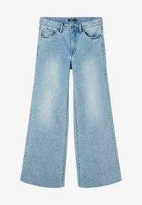LMTD - Flared Jeans - light blue denim - 0