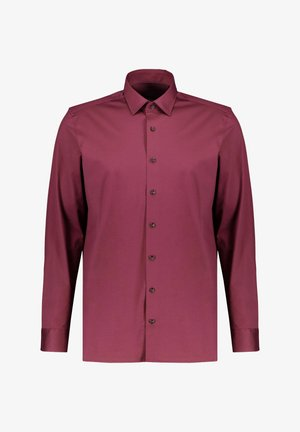 MODERN FIT - Shirt - bordeaux