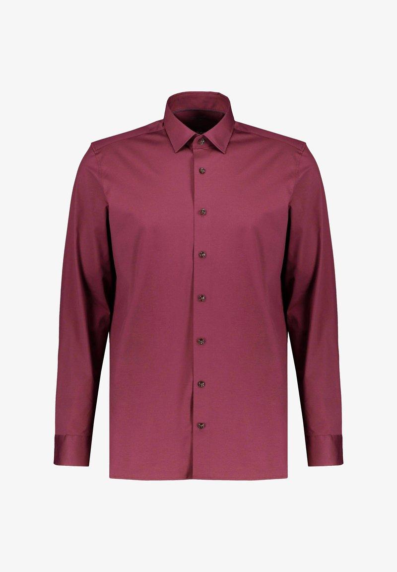 OLYMP - MODERN FIT - Shirt - bordeaux