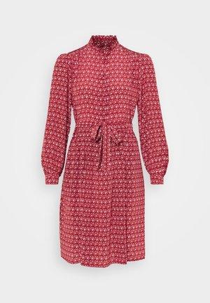 VERBAS - Robe chemise - rot