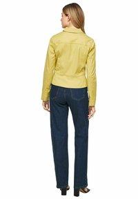 comma - Denim jacket - gelb - 0
