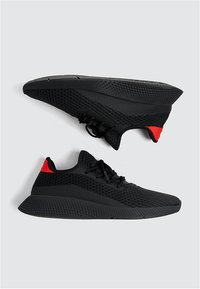 PULL&BEAR - Sneakers - black - 4