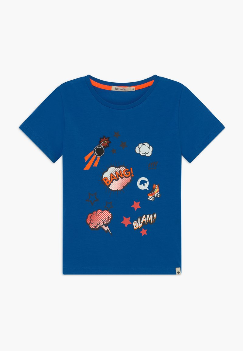 Billybandit - Print T-shirt - electric blue