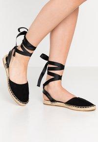 Miss Selfridge - LIBRA  - Loafers - black - 0